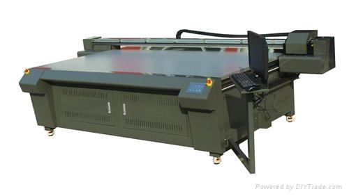 皮革UV平板机 1