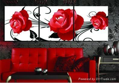 瓷砖壁画平板打印机 4