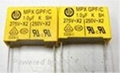 MPPX Safety X2 Metallized Film Capacitor