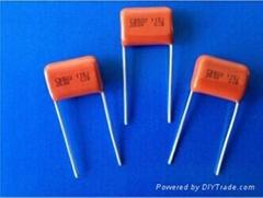 CBB Metallized Polypropylene Film Capacitors