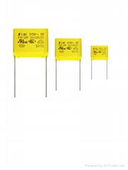 MKP Metallized Polypropylene Film capacitor X2