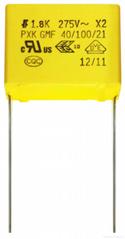 Box Type Metallized Polypropylene Film Capacitor