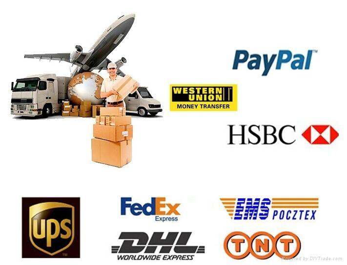 我们提供便捷的快递服务以保证货到时效