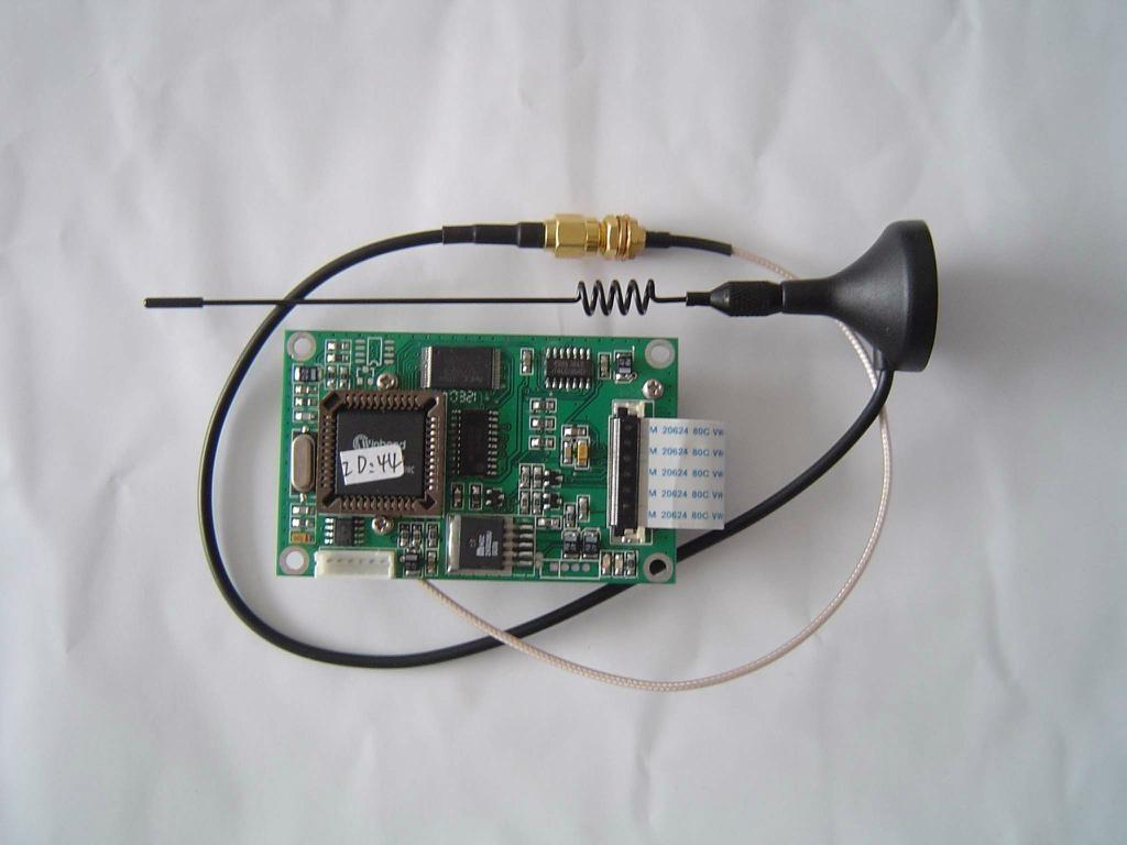 Mobile antenna 5