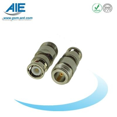 BNC male adapter   N female  connector