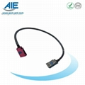 Grey-Violet  fakra  cable assembly