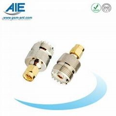 SMA 公-  UHF母 轉接器