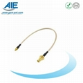 RF cable assembly  RF transfer line  RF jumper cable