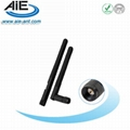 2400-2483MHZ AP Terminal rubber wireless 2.4G antenna