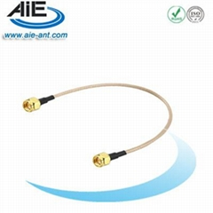SMA male -SMA male cable assembly