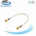 RP SMA male - RP SMA male cable assembly