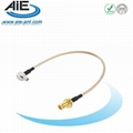 SMA female-TS9 cable assembly