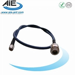 RP/SMA male-N male  cable assembly
