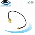MMCX-SMA female  cable assembly
