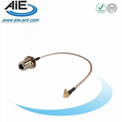 MMCX male- N female  cable assembly