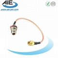 N female-RP/SMA male cable assembly