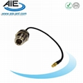 N female - MCX male cable assembly