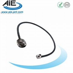 N male - TS9 cable assembly