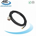 N male - SMA male cable assembly