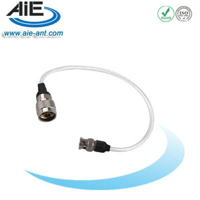 BNC male-N male cable assembly