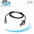 BNC male-RP/TNC female cable assembly