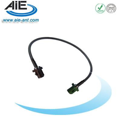 Green-Brown fakra  cable assembly 1