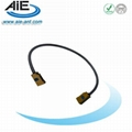 Beige-Curry fakra  cable assembly