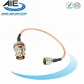 F male -BNC Female cable assembly