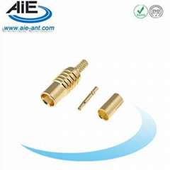 MCX Female Crimp Connector for RG174/316/188 LMR100 Cable