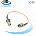 BNC female - UHF male adapter