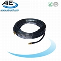 SMA Female - SMA male LMR240 cable assembly