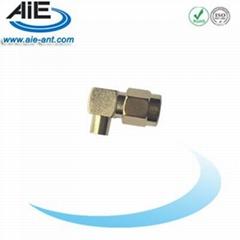 SMA彎式連接器