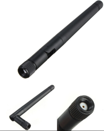 2400-2483MHZ AP Terminal rubber wireless 2.4G antenna 2