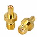 SMA Female- TS9 Male   Adapter