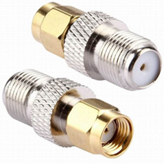 RP SMA Male to F Female  Adapter