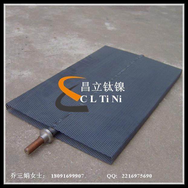 污水处理用钛基二氧化铅钛阳极 1