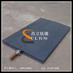 污水处理用钛基二氧化铅钛阳极