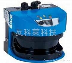 LMS500室內型激光掃描測量系統