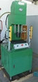 A small desktop hydraulic press 2