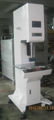 單柱精密伺服壓裝汽車軸承壓接機