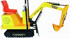 WZD-1儿童遊樂挖掘機