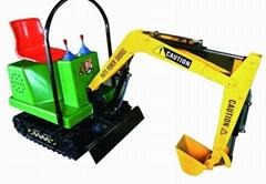 WZD-1A儿童遊樂挖掘機
