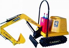 WZD-6A儿童遊樂挖掘機