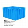 10號塑膠週轉箱 1