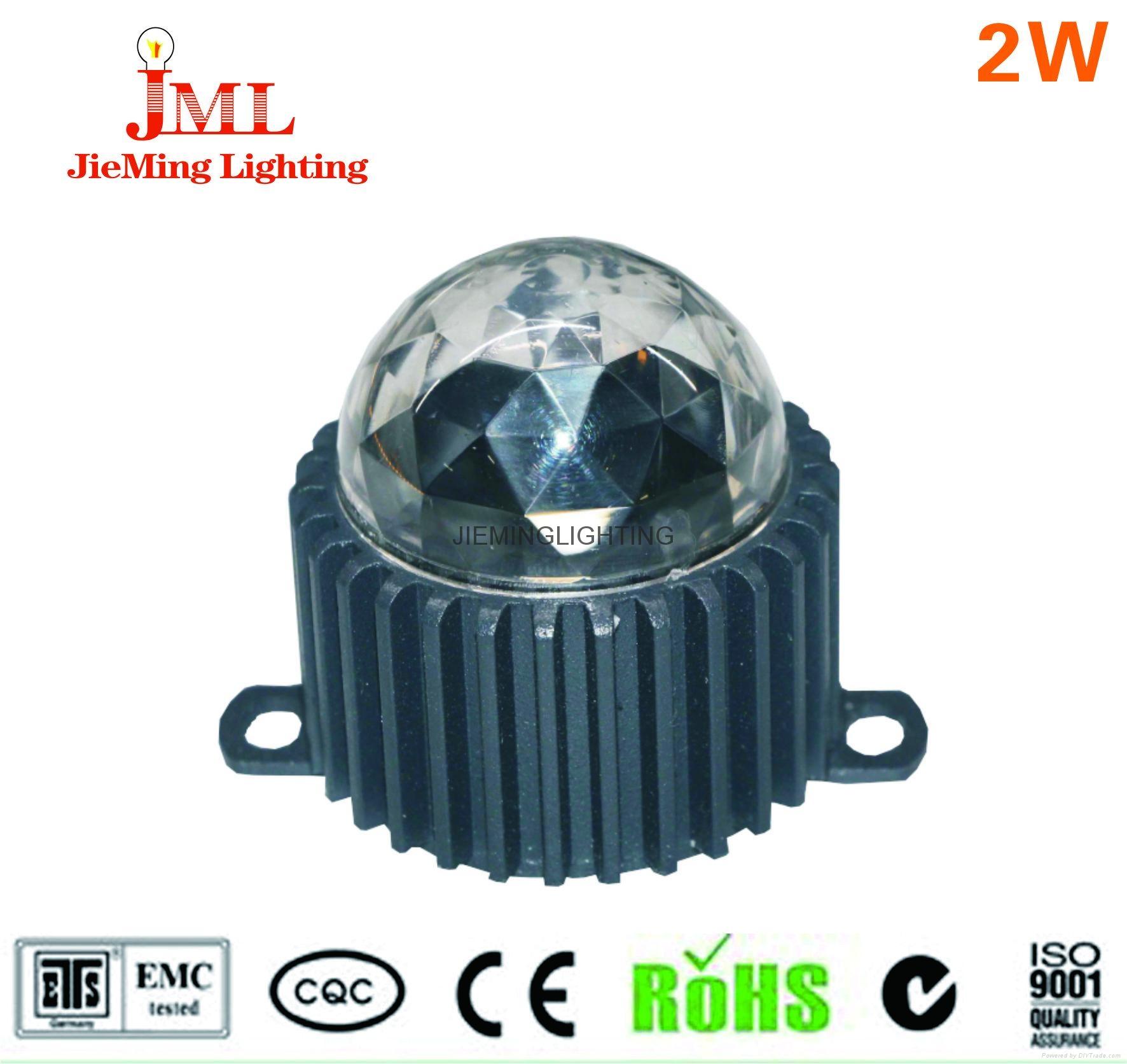 LED 點光源2W 3W 5W  5