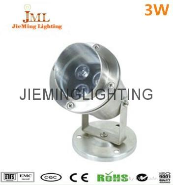 LED 水底燈 1W 3W 5W 1