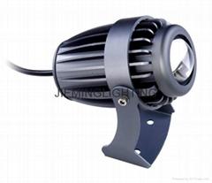 強束光10W CREE 科銳芯片 戶外投光燈 激光燈