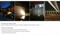户外5W投光射灯防水喷泉鱼缸射灯LED草坪灯低压12VLED墙壁投光灯 5