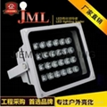 LED floodlight project light 6w 12w 18w 36w rgb green red blue white 3