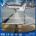 Galvanized cold bending L beam